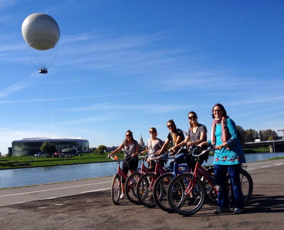 Cracow Bike Tour - Cracow City Tours 0b524624e